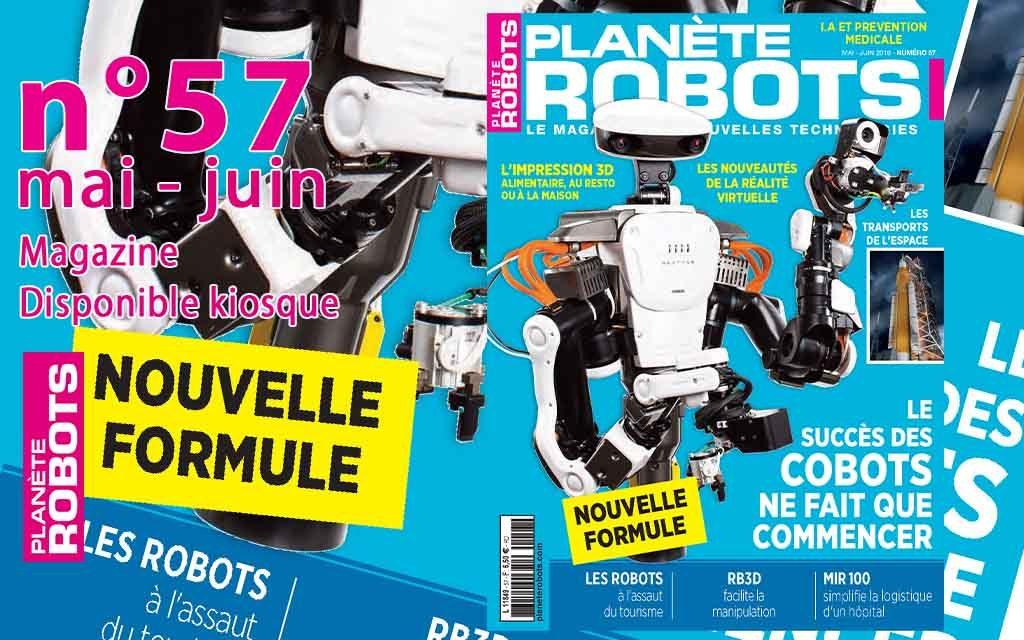 Planète Robots N° 57