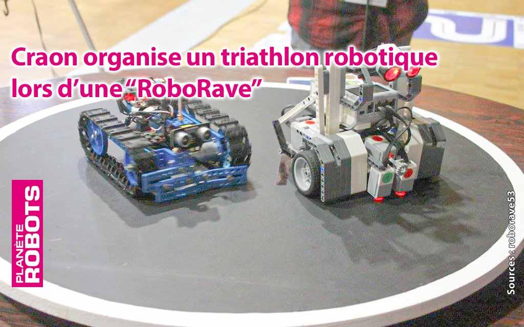 Une RoboRave à Craon ?