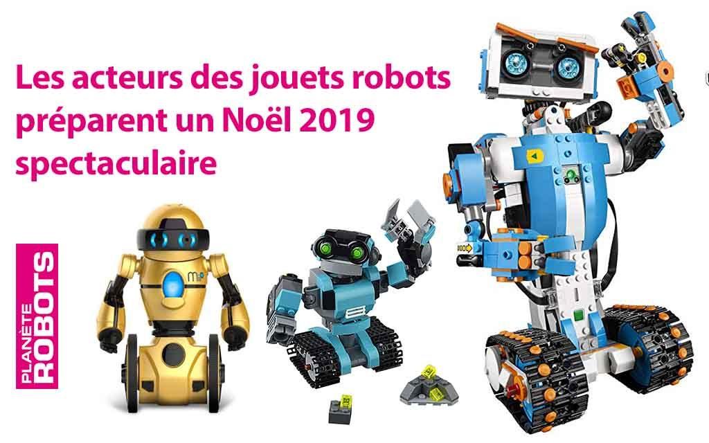 Un Noël robotique 2019 s'annonce spectaculaire