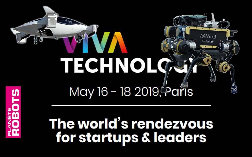 Vivatech 2019 c'est à partir d'aujourd'hui !