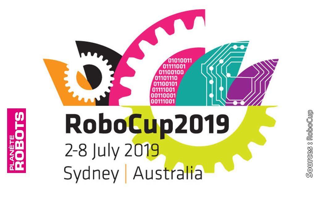 RoboCup 2019 (Sydney, 2-8 juillet)