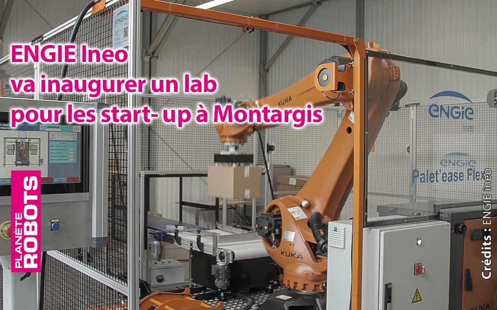 ENGIE Ineo participe à l'installation des robots dans les entreprises