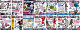 Commander ancien numéro Planète Robots