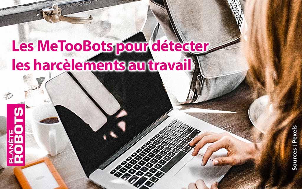 MeTooBots les algorithmes de détection de harcèlement sexuel