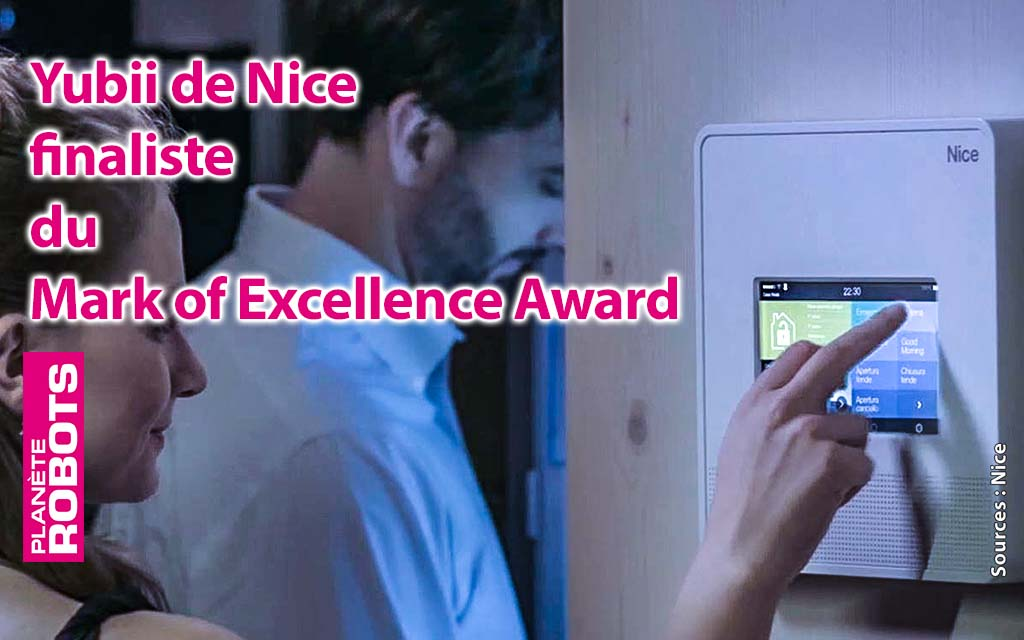 Le Groupe Nice a été nominé parmi les finalistes du Mark of Excellence Award