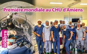 Robot assistant opératoire
