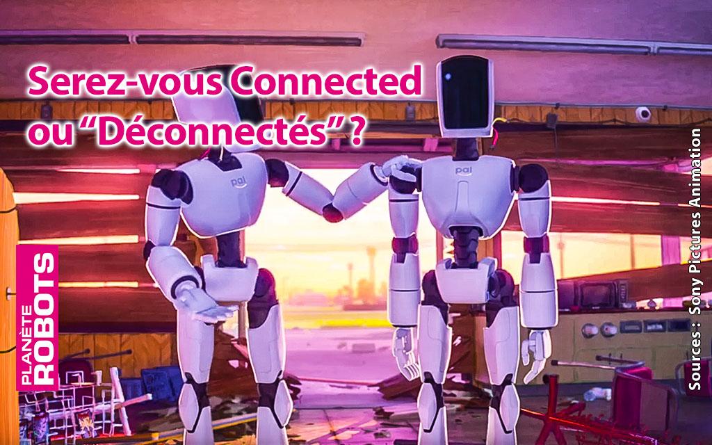 En octobre serez-vous Connected ou déconnectés ?