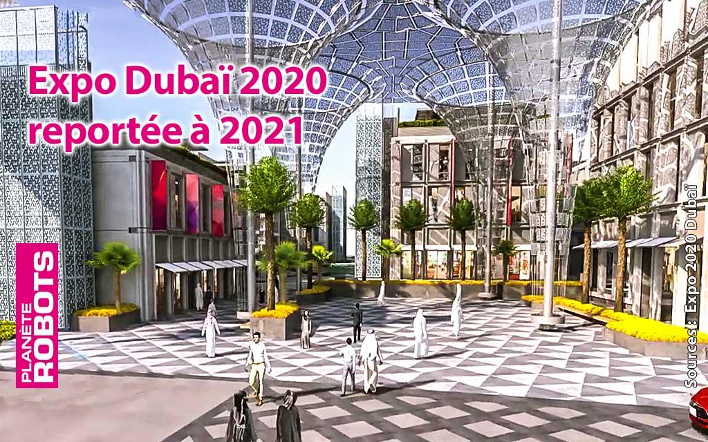 L'Expo Universelle 2020 de Dubaï annulée