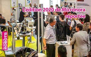 Micronora le salon reporté à 2021
