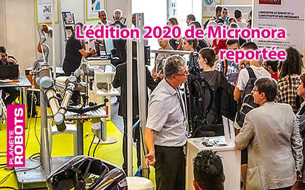 Micronora reporté à 2021, du 21 au 24 septembre 2021