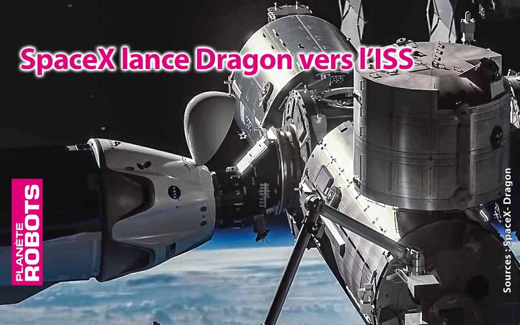 SpaceX va envoyer des astronautes sur l'ISS