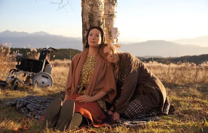 Geminoïd F dans le film Sayonara