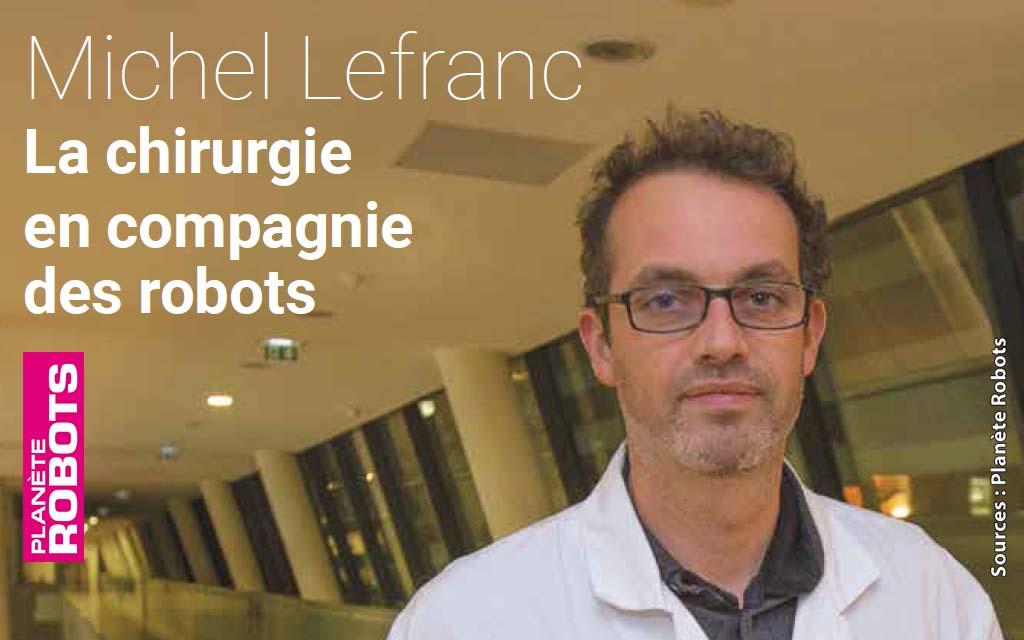 Michel Lefranc Neurochirurgien
