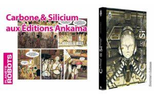Les Éditions Ankama sortent une bande dessinnée ayant pour thème la robotique mais surtout l'intelligence artificielle