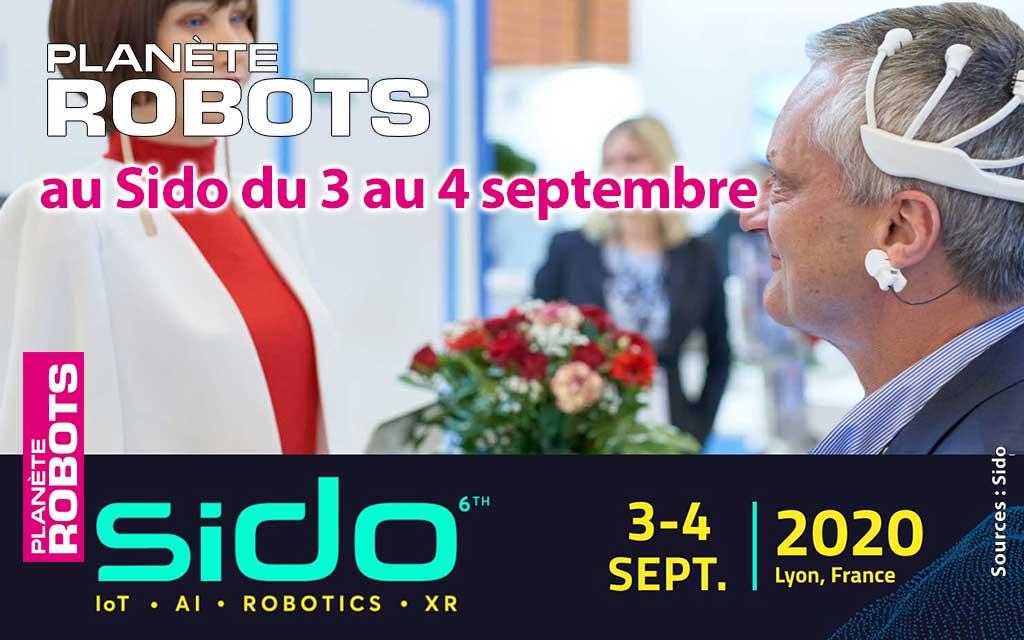 Planète Robots présent au SIDO 2020
