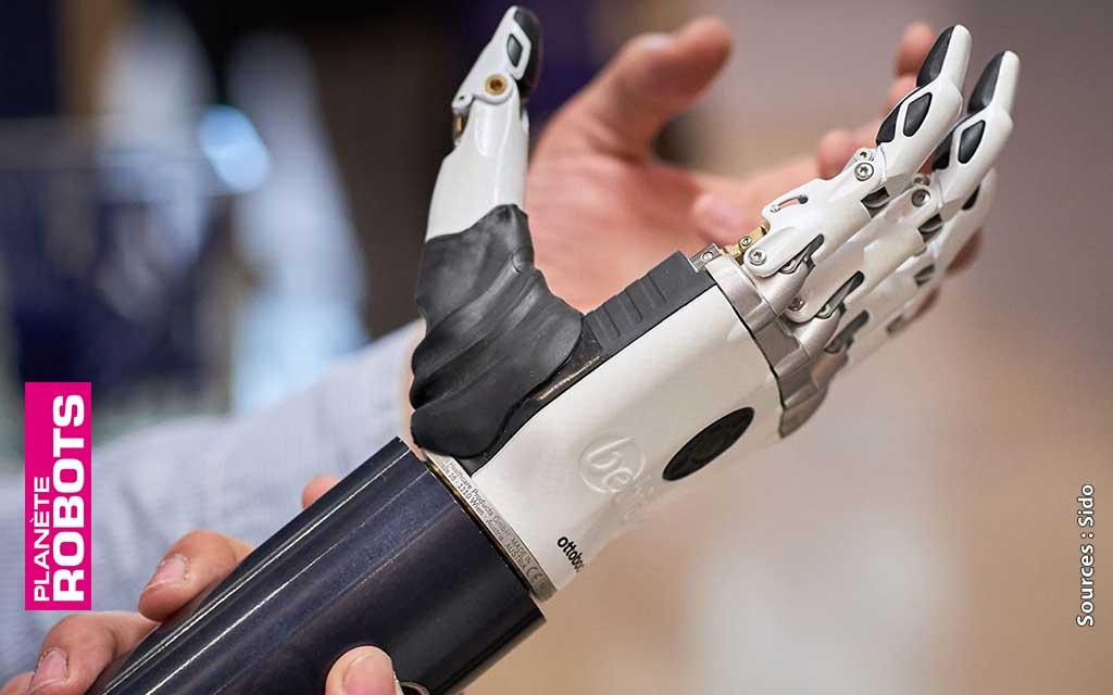 La bionique et la cybernétique seront présentes au Sido 2020