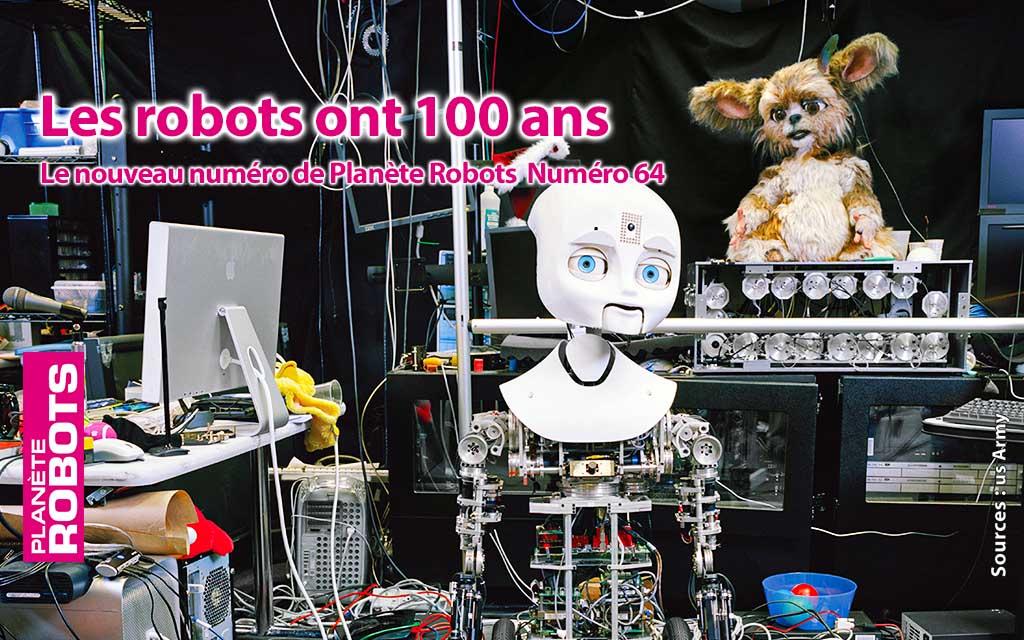 Planète Robots célèbre les 100 ans du mot Robot