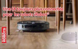 Les robots Roomba de iRobot seront programmables et connectés avec tous les objets connectés de la maison
