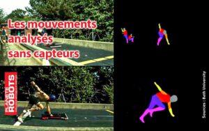 Une méthode qui analyse les mouvements sans capteurs