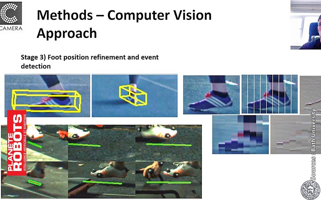 Analyse des mouvements par l'image