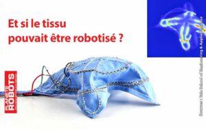 Visuel de l'article sur le tissu robot