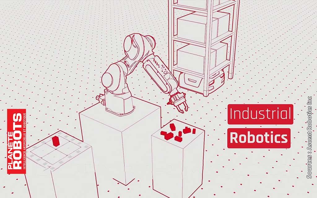 Ascent robotics dans l'industrie