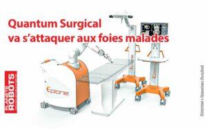 Un robot pour soigner les cancers du foie
