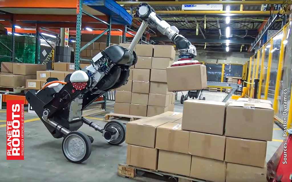 Handle de Boston Dynamics