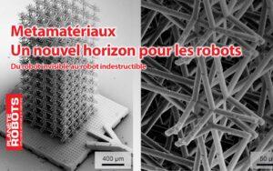 les metamateriaux vont permettre des innovations en matière de robotique