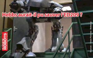 ED-209 aurait-il pu être sauvé par Hebbs