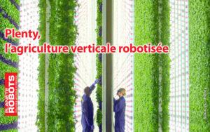 Plenty les fermes verticales du futur