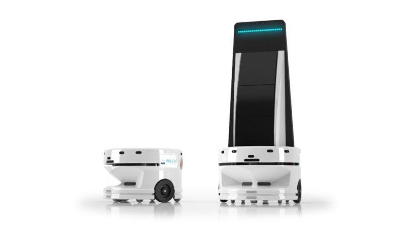 WYCA Robotics a le vent en poupe
