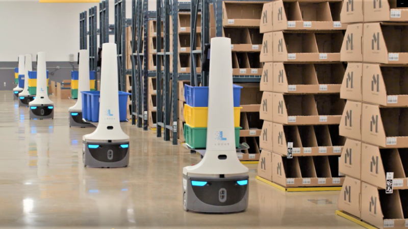 Locus fait l'acquisition de Waypoint Robotics