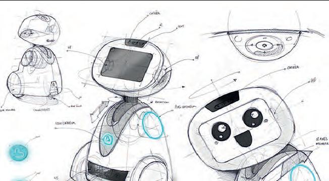 """Planète Robots lance son concours """"Dessine ton Robot"""""""
