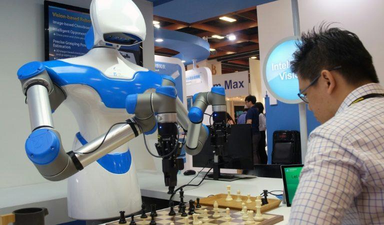 Le jeu d'échecs, véritable préconfigurateur de l'IA