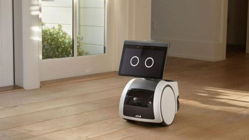 Astro, le robot compagnon d'Amazon