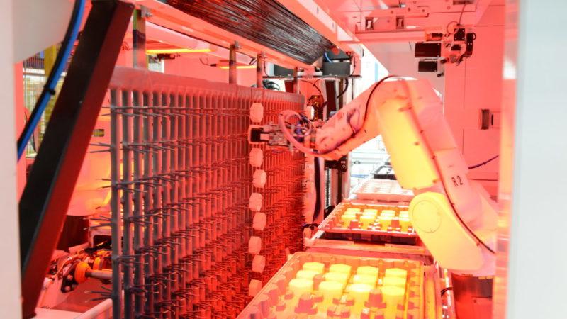 A Siléane, 800 millions annoncés pour la Robotique