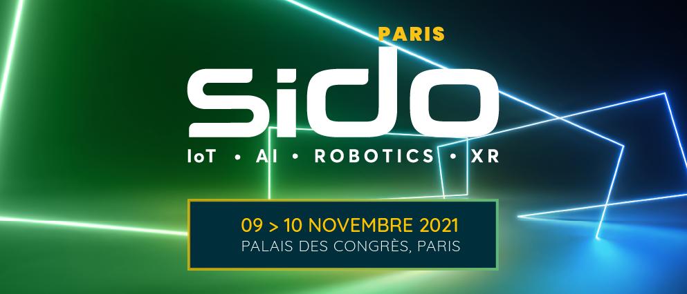 Affiche du SIDO Paris 2021