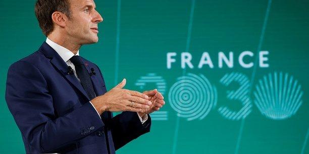 France 2030 : Emmanuel Macron mise sur les SMR