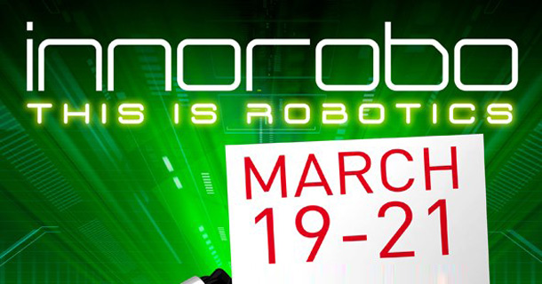 Innorobo salon robotique 2013