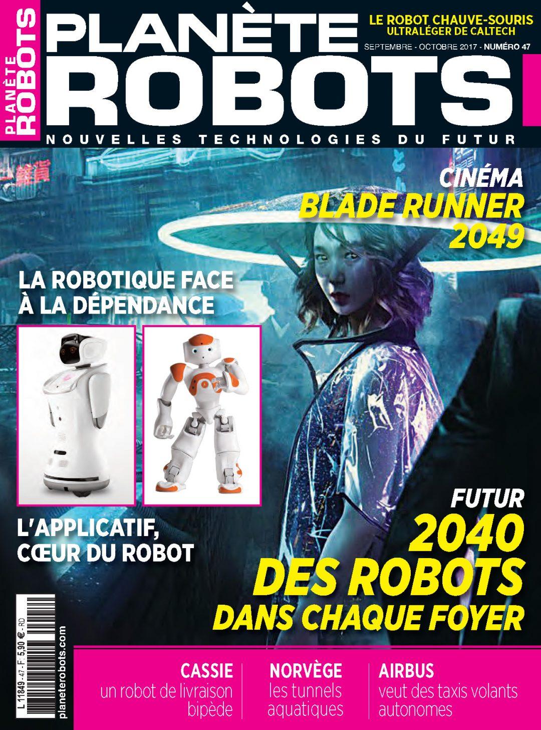 Planète Robots n° 47 – Extrait de 15 pages