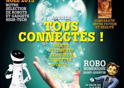 Planète Robots numéro 36