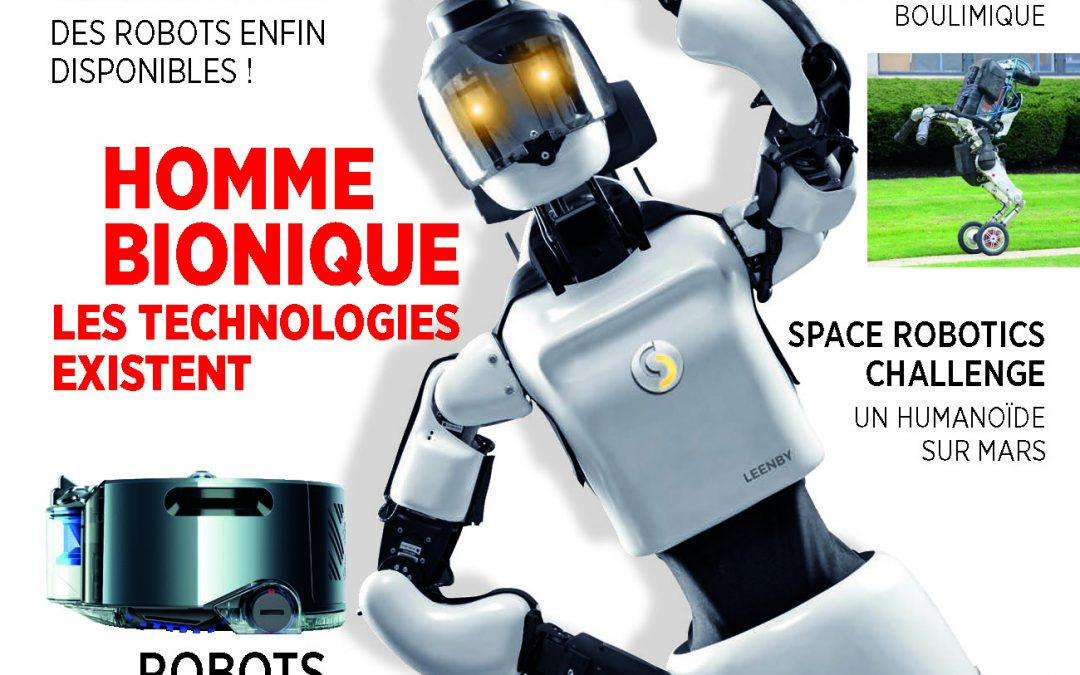 Planète Robots n° 46