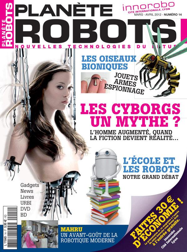 Planète Robots numéro 14
