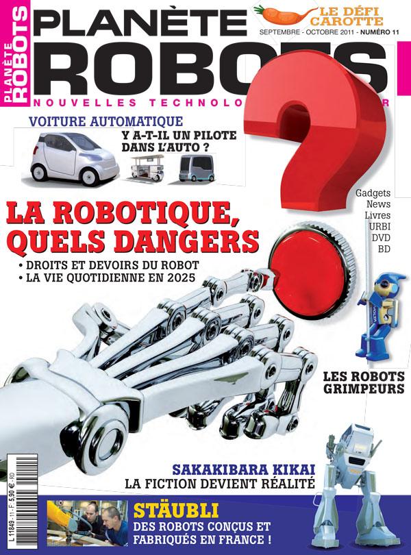 Planète Robots numéro 11