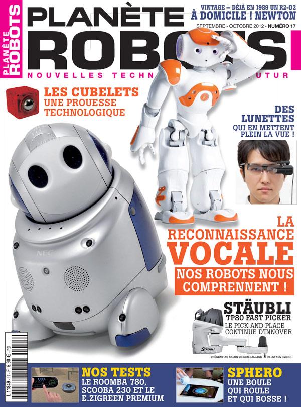 Planète Robots numéro 17