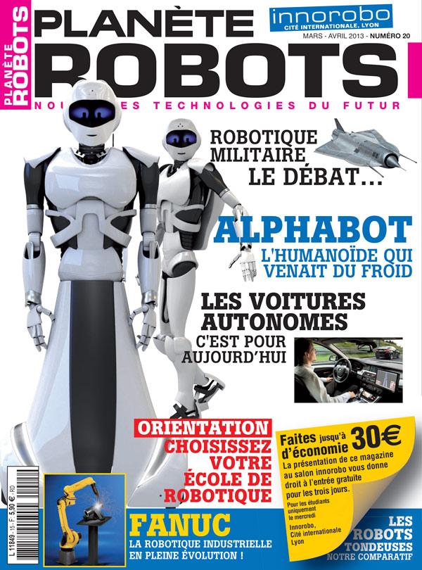 Planète Robots numéro 20