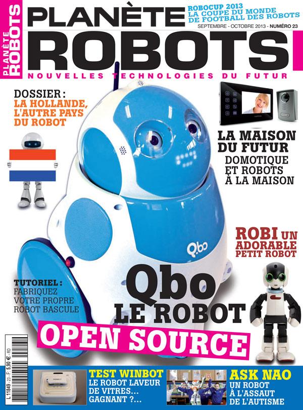 Planète Robots numéro 23