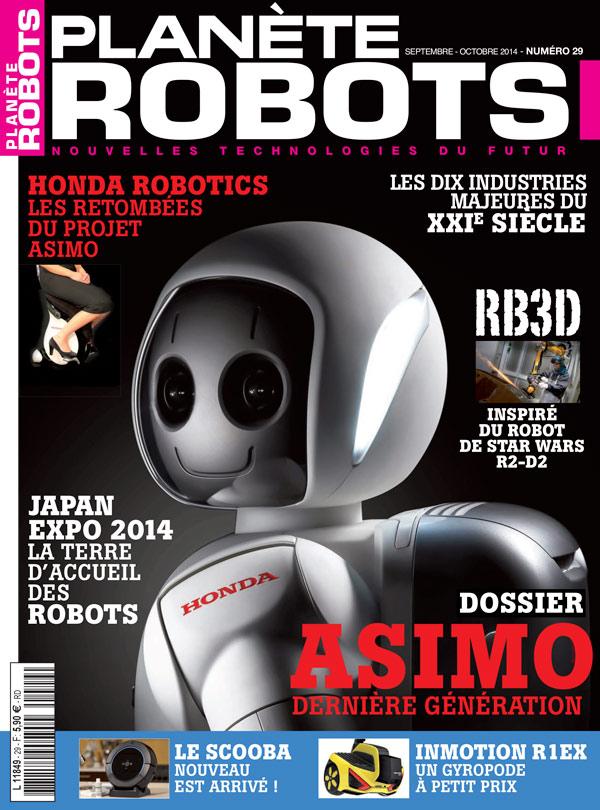 Planète Robots numéro 29