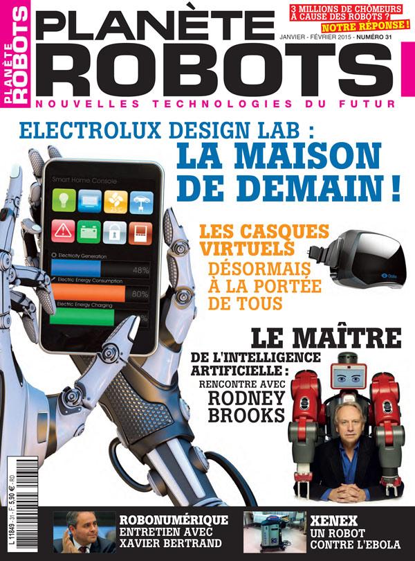 Planète Robots numéro 31